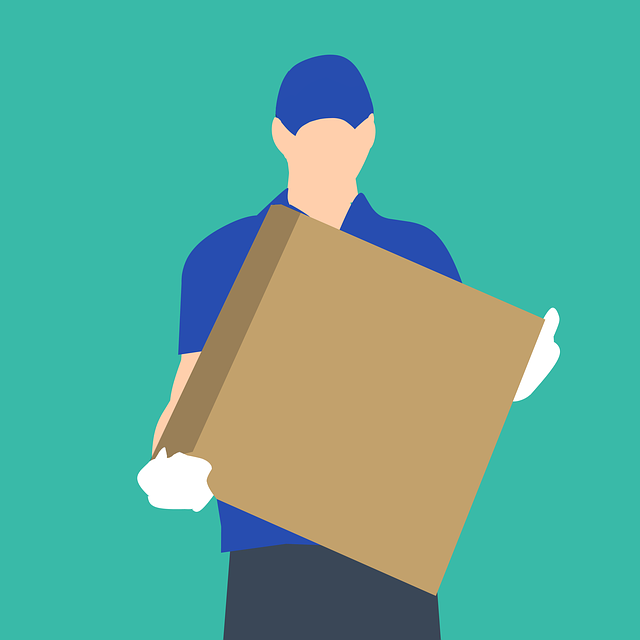 Box, Courier, Delivering, Delivery, Male, Package