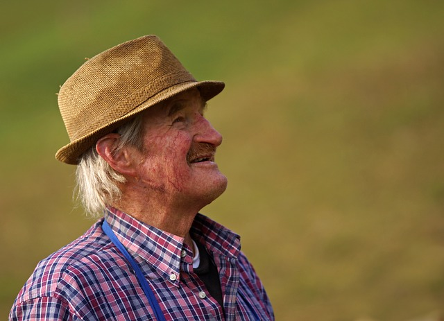 Farmer, Smile, Man, Person, Male, Portrait, People, Fun
