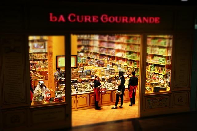 Dubai, Shop, Shopping, Mall, Business, Candy