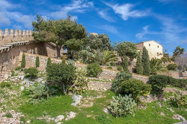 Mallorca, Capdepera, Castle, Castell, Tourism