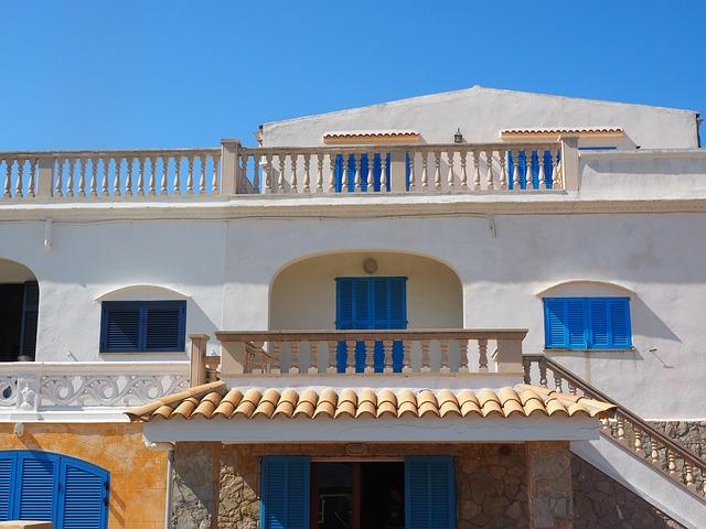 House, Roof Terrace, Balcony, Holiday House, Mallorca