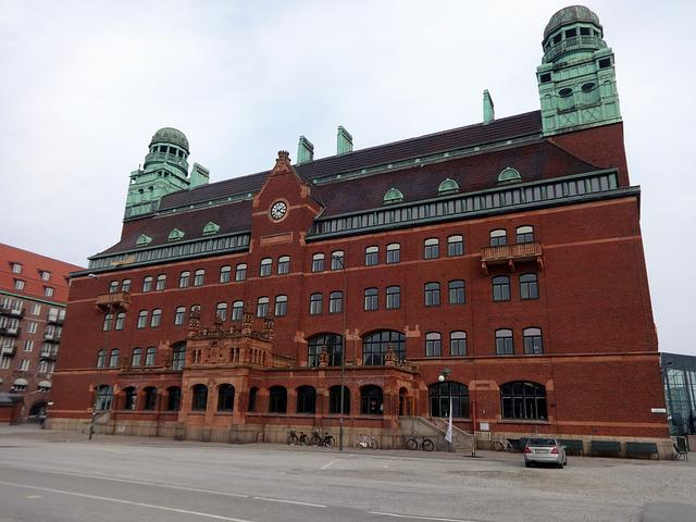 Sweden, Malmo, Scandinavia, Landmark