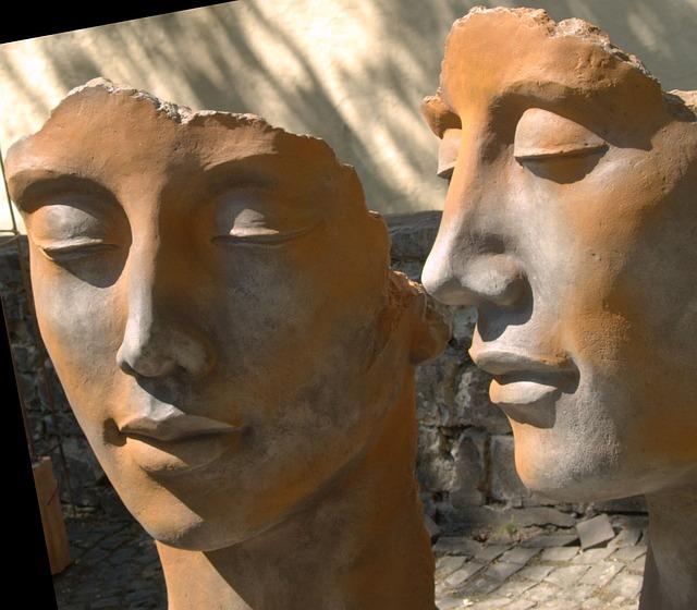 Portrait, Human, Man, Sculpture, Art, Facial Expression