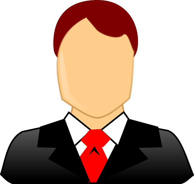 Businessman, Male, Business, Avatar, Formal, Man