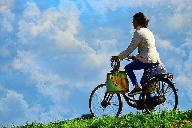 Man, Bicycle, Travel, Cyclist, Exercise, Male, Boy