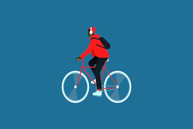 Bike Riding, Bicycle Riding, Man, Boy, Bike, Bicycle