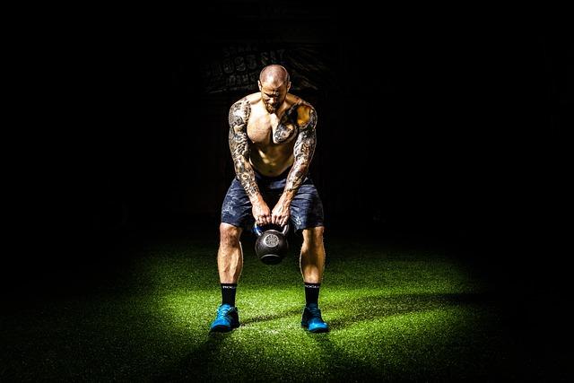 Dark, Effort, Exercise, Fitness, Gym, Man, Muscles