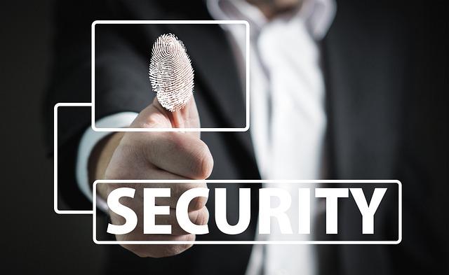 Fingerprint, Unlock, Network, Man, Thumb, Business