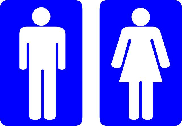 Symbol, Sign, Male, Female, Man, Woman, Lady, Gentleman