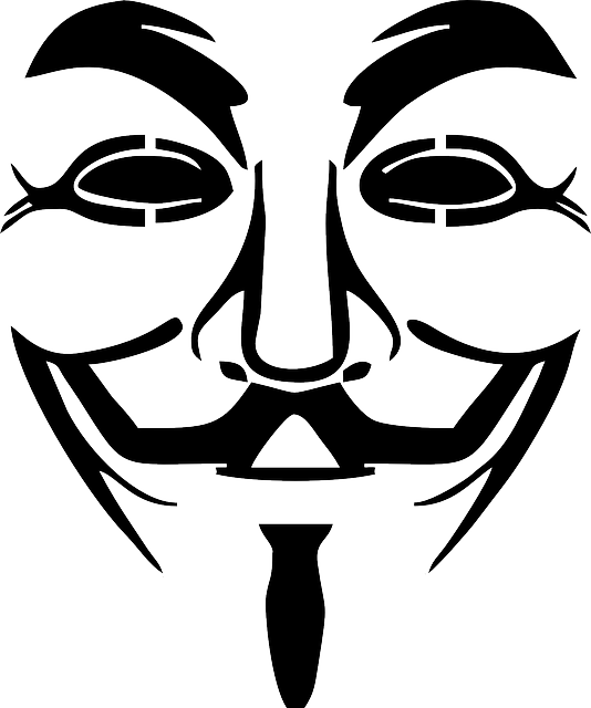 Vendetta, Mask, Guy, Fawkes, Face, Man, Film, Person