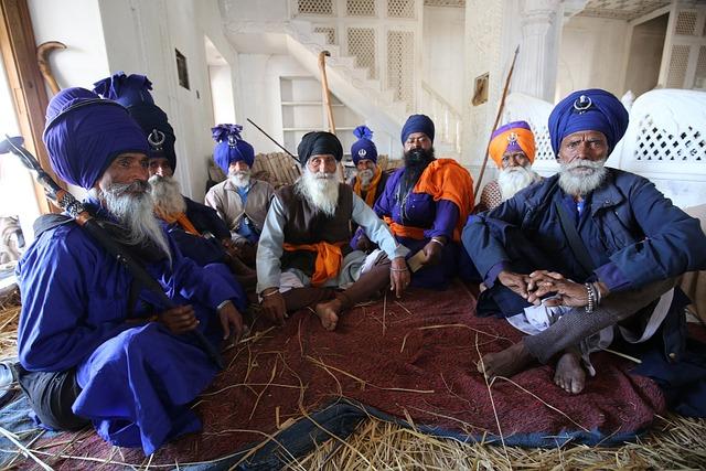 India, Anandpur Sahib, Festival, Holla Mohalla, Man