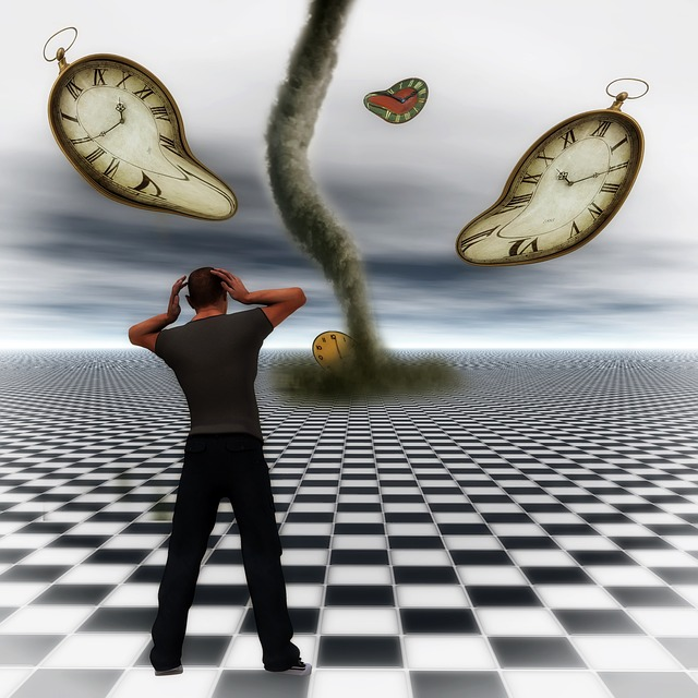 Surreal, Man, Time, Digital Art, Passes, Transient