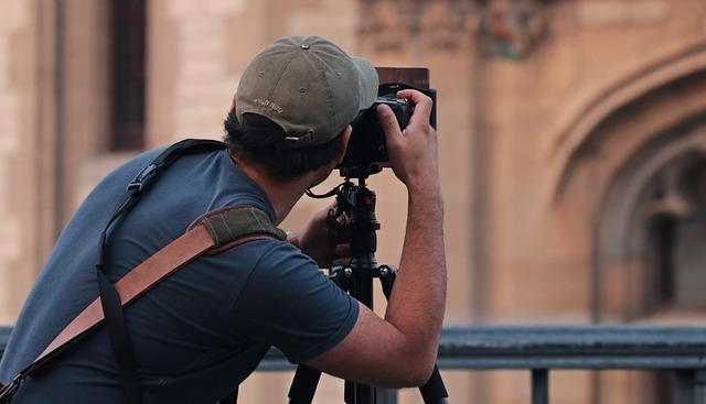 Man, Photographer, Hobby, Photography, Male, Boy