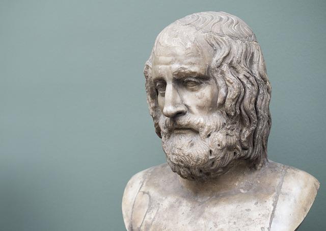 Marble, Portrait, Rome, Man, Male, Sculpture, Statue