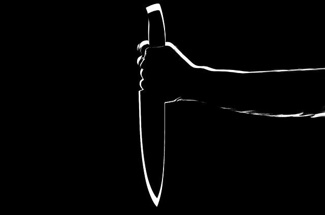 Knife, Stabbing, Stab, Kill, Murder, Man, Murderer