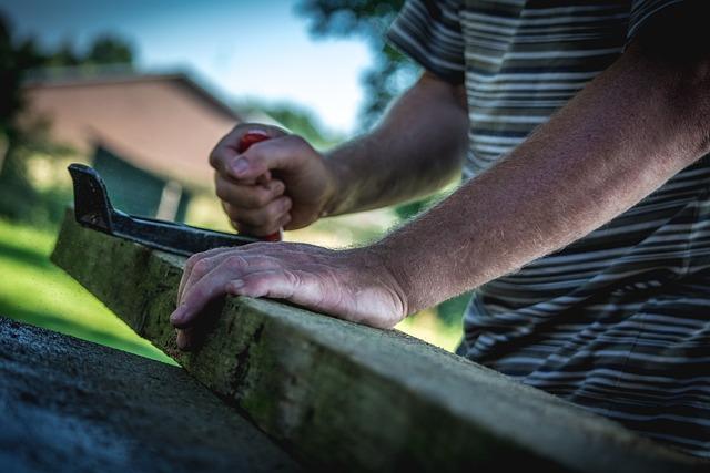 Man, Woodworker, Wood, Work, Workshop, Male, Tool