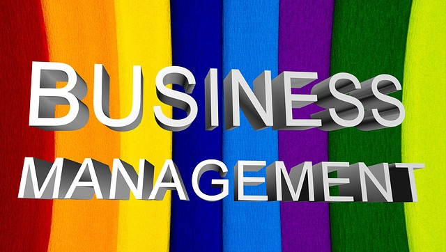 Business Management, Cover Page, Business, Management