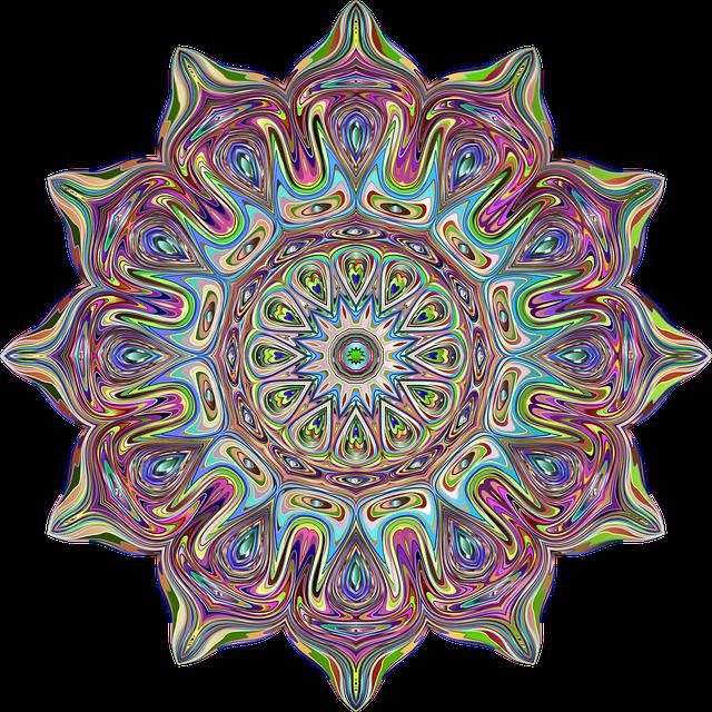 Mandala, Decorative, Ornamental, Abstract, Geometric