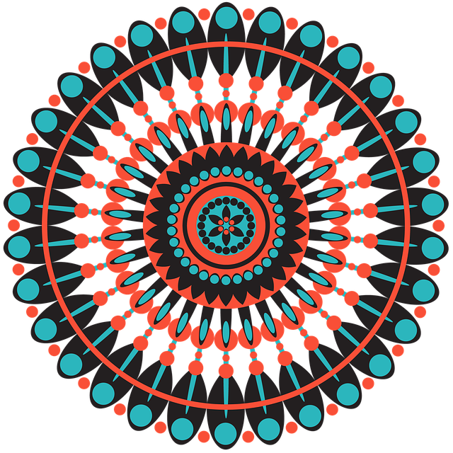 Mandala, Geometric, Pattern, Shapes, Circle