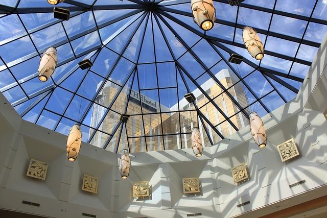 Las Vegas, Luxor, Mandalay Bay, The Hotel, Glass