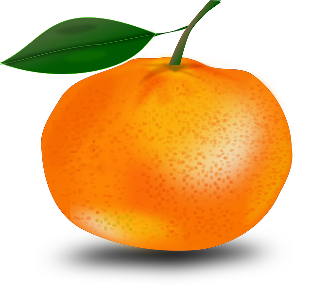 Tangerine, Orange, Mandarin, Mandarin Orange