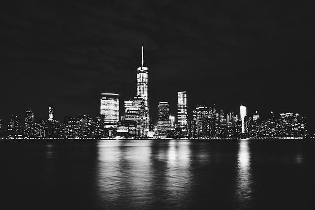 Architecture, New York, Manhattan, 1wtc, Buildings
