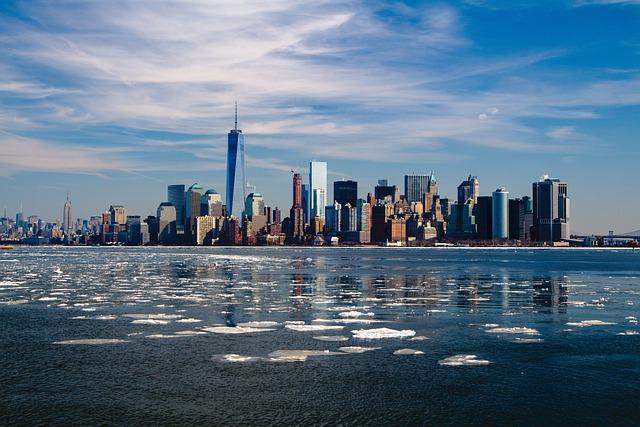 New York, Skyline, New York City, City, Manhattan