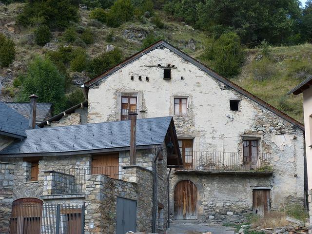 Farmhouse, Manor House, Farmhouse Old, Pyrenees