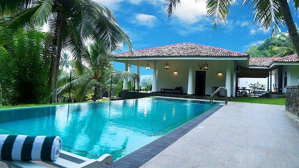 Manor House, Sri Lanka, Hotel, Pool, Swimming Pool
