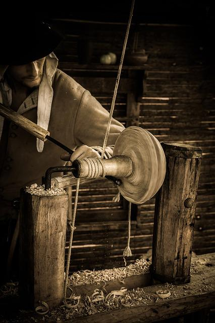 Medieval, Craftsman, History, Worker, Manufacturing