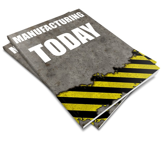 Manufacturing, Industry, Report, Book, Magazine