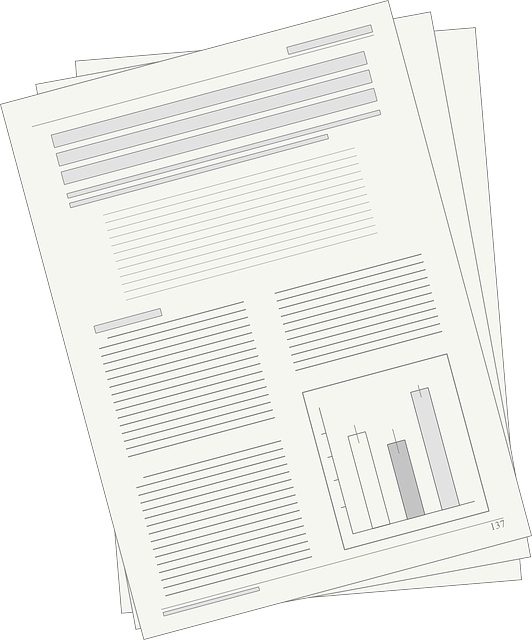 Manuscript, Newspaper, Article, Paper, Publication