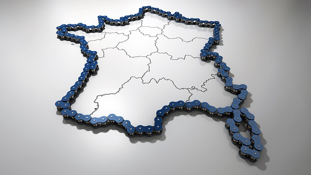 Map, Margin, Geography, Cartography, Country, France