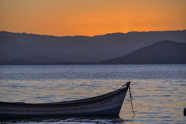 Boat, Mar, Litoral, Wooden Boat, Costa, Fishing
