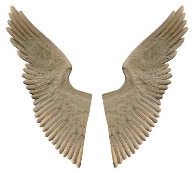 Wing, Monument, Marble, Sculpture, Angel, Angel Wings