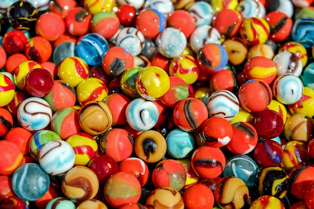 Marbles, Glass Marbles, About, Glaskugeln, Balls, Glass