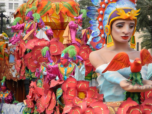 Mardi, Grass, Mardi Gras, New Orleans, Louisiana