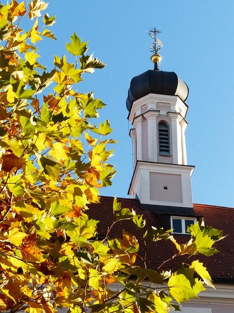 Golden October, Onion Dome, Golden Spire, Maria Was