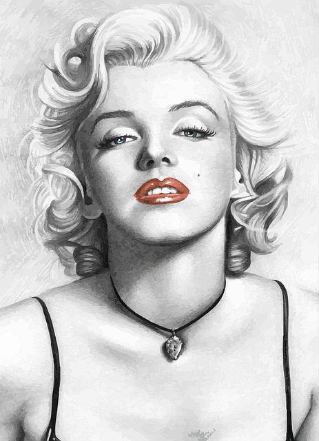 Marilyn Monroe, Actress, Cinema, Woman