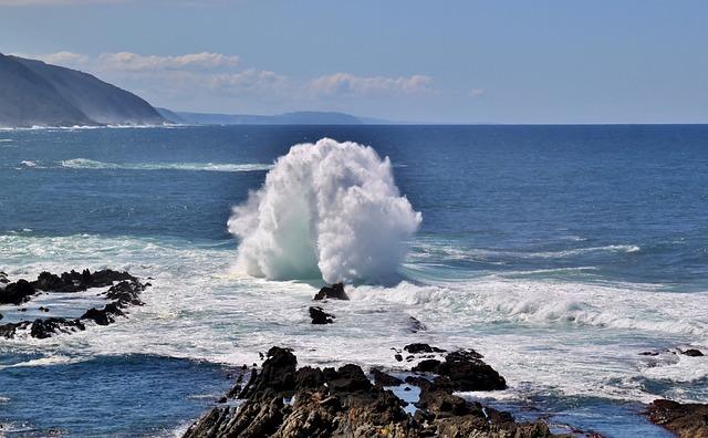 Sea, Wave, Beach, Water, Ocean, Maritime, Coast, Spray