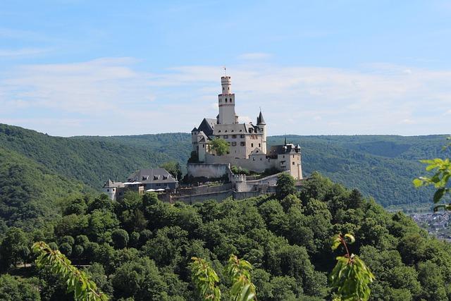 Mark Castle, Braubach, Rhine