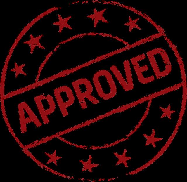 Approved, Stamp, Stamp Approved, Symbol, Mark, Office