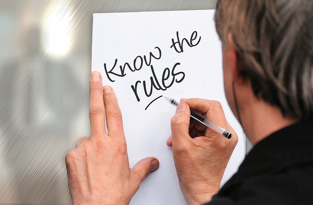 Rules, Hand, Write, Marker, Pen, Wont, Come Here