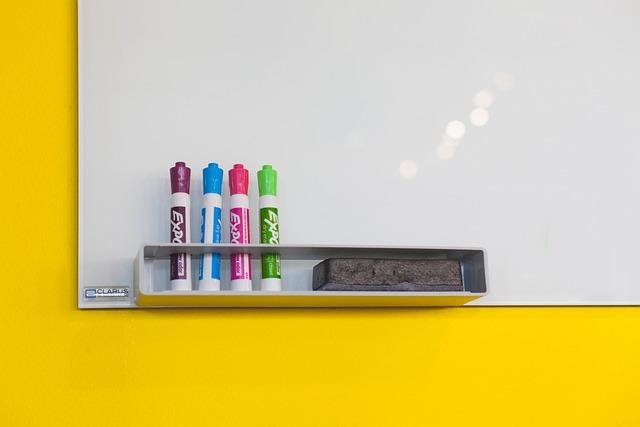 White Board, Markers, Startup, Start-up, Presentation