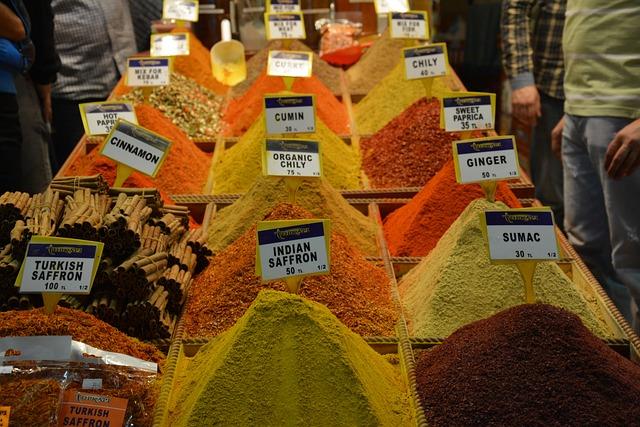 Market, Bazaar