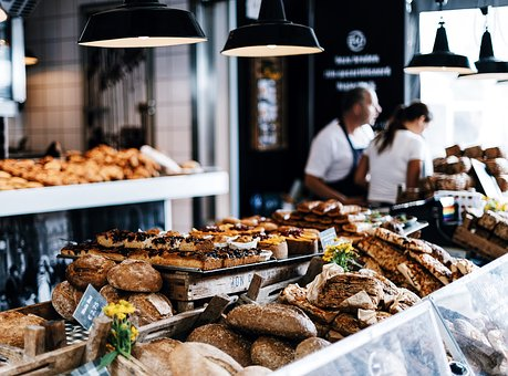 Bakery, Bread, Food, Market, Pastries, Shop, Store