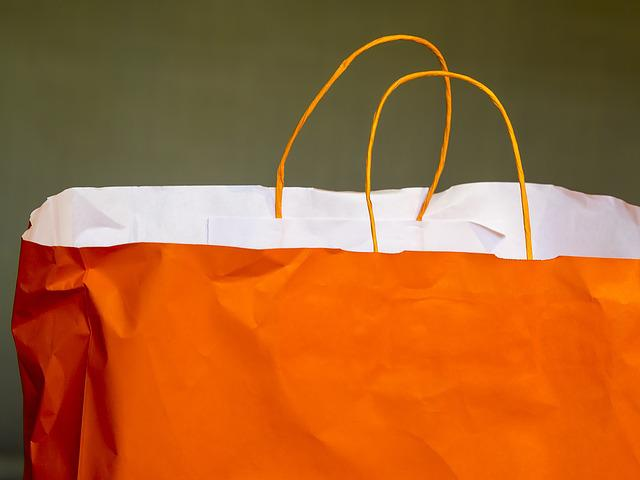 Bag, Purchasing, Shopping Bag, Sale, Paper Bag, Market