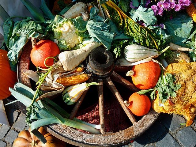 Vegetables, Market, Fruit, Healthy, Food, Potatoes