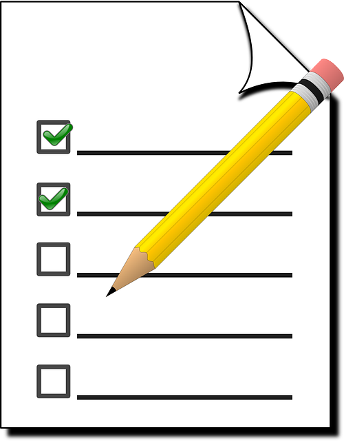 Checklist, Check, Marketing, Project, Survey, Tick