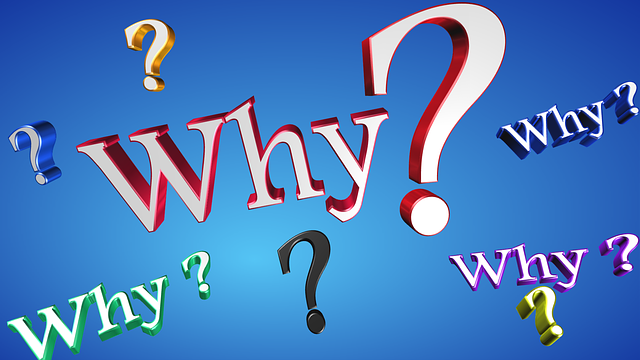 Why, Text, Question, Marketing, Office, Success